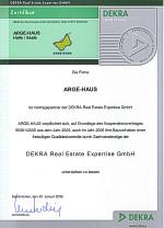 Hausbau Bremen DEKRA geprüft