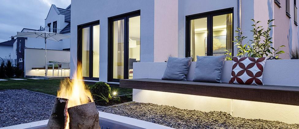 Energiesparhaus ARGE-HAUS Hausbau Bremen