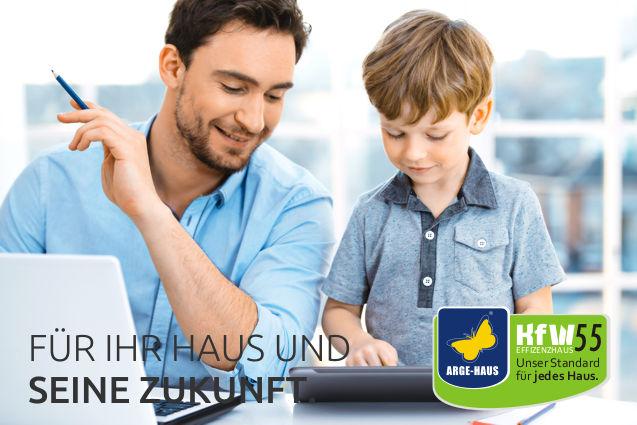 ARGE-HAUS Standard - KfW55 Haus in Bremen